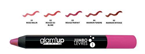 Gros Crayon A Levres Mine Jumbo - Rouge Parfait