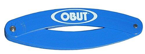 Cercle de pétanque pliant marqué Obu