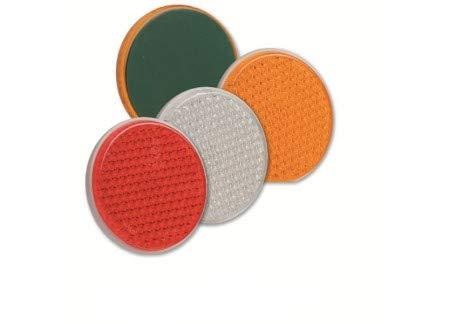 Catarinfrangente Rojo Redondo 60 mm de diámetro