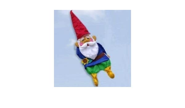 Gnome  Windsock Camping Festivals. For Telescopic Flag Poles