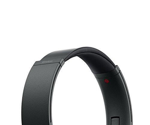 Sony MDR-XB950N1 kabelloser Kopfhörer mit Geräuschminimierung (Noise Cancelling, Extrabass, NFC, Bluetooth, faltbar) schwarz - 12