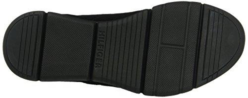 Tommy Hilfiger T2285OBIAS 5B, Herren Hohe Sneakers Schwarz (Black 990)