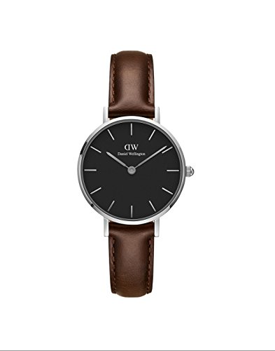 Daniel Wellington Women's Analogue Quartz Watch with Leather Strap DW00100233