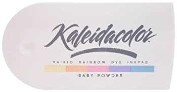 Tsukineko Kaleidascope Dye Based Baby Powder Ink Pad 0