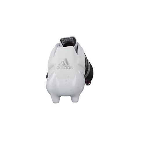 Ace 15+ Primeknit FG - Chaussures de Foot core black/matte silver/ftwr white
