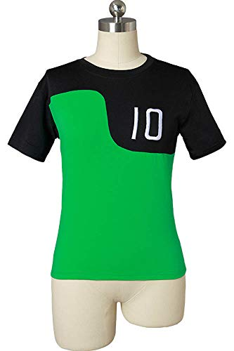 Anime Reboot Green Tee T-Shirt Cosplay Kostüm Kinder