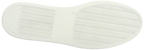 Bianco Cutout Mens Loafer Jfm17, Mocassins Homme Noir