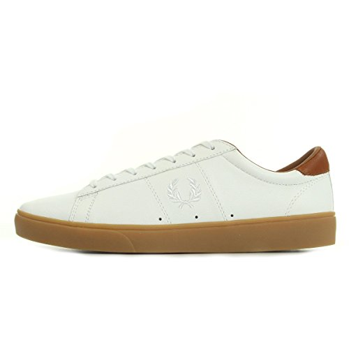 fred-perry-spencer-tumbled-leather-b1134100-deportivas-41-eu
