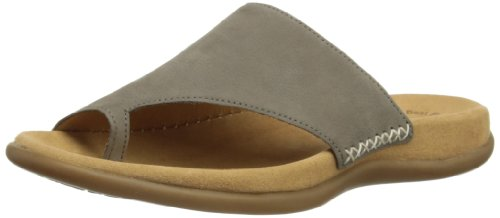 Gabor Shoes 6370013, Damen Clogs & Pantoletten, Grau (fumo), EU 37 (UK 4) (US 6.5)