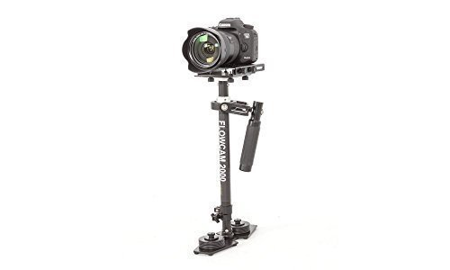 Flowcam 2000 Handheld Digicam Stabilizer for Dslr and Video Cameras Upto 2.72 Kgs(6 Lbs)