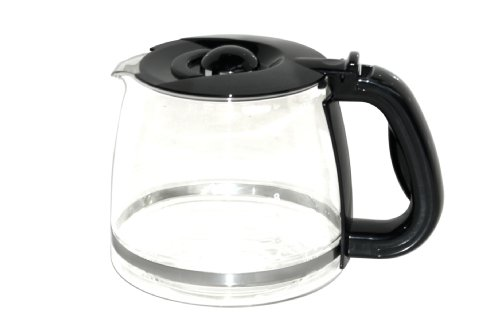 Morphy Richards Mattino Accents Coffee Maker Glass Jug with Lid. Part number Test