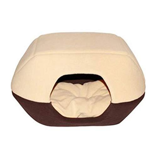 Tree-on-Life Dual Purpose Faltbare Warme Pet Nest Multifuctional Pet House Für Hunde Katzen Tiere Kaschmir Matratze Pet Bett Tasche