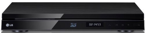 LG HR923S 3D-Blu-ray-Player mit 320GB HDD (DVB-S2 Tuner, Smart TV, WLAN) schwarz (Lg Blu-ray Mit Wifi)