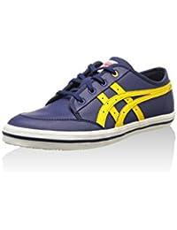 d609daba0 Onitsuka Tiger Sneaker Earlen GS Blu Scuro/Giallo EU 37