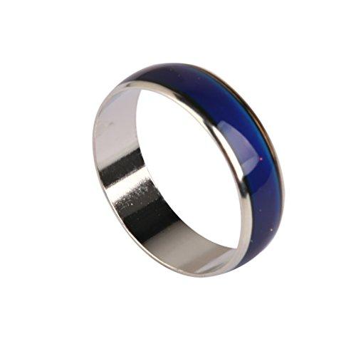 timmung Ring Wechselnden Farben Durch Emotionales Gefuehl Band US Size 9 (Stimmung, Wechselnde Farben)