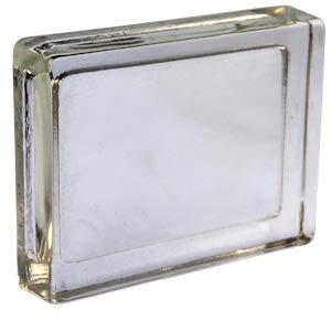 Nazeing PR-2137 Glasblock/Linse, 100 x 75 x 20 mm