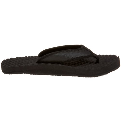 The North Face  M BASE CAMP FLIP-FLOP, tongs homme Noir (Black/Black)