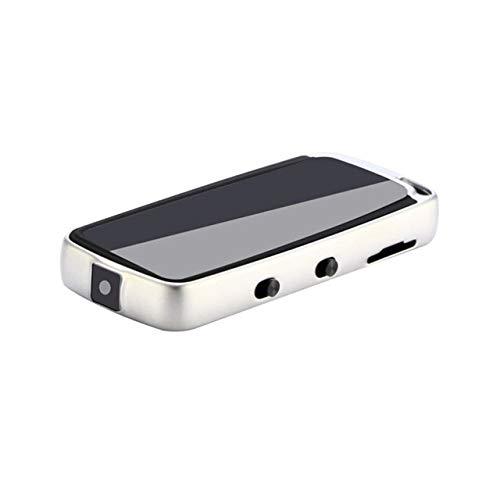 Tragbarer versteckter digitaler Diktiergerät-Mini-DVR-Audio-Tonaufzeichnungsgerät-Berufsaufnahme mit 720P-Kamera Dictapho 32Gb D Digital Portable Dvr