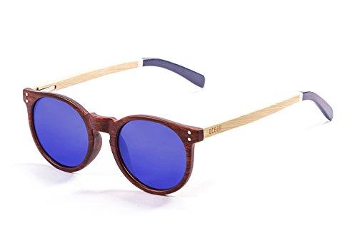 ocean-sunglasses-ski-gafas-de-sol-polarized-lizard-wood-52-mm-marron