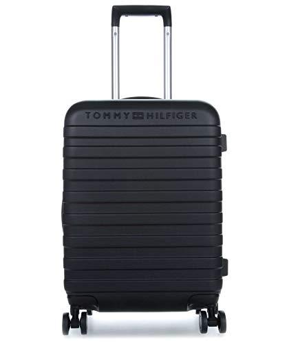 Tommy Hilfiger Tommy Lux 35L Valigia trolley 4 ruote nero