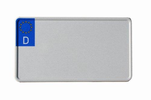 Grünes EU-Kennzeichen 240x130mm für Traktoren, Anhänger, Landwirtschaft