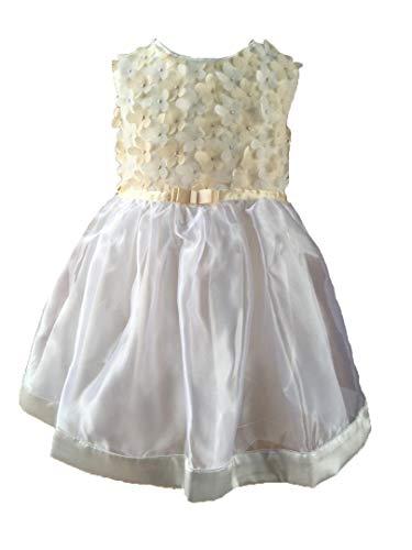 Edel Taufkleid Festkleid Sommer Kleid Ivory (92-24M)