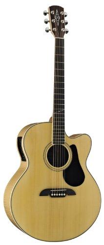 ALVAREZ 310 661 AJ 80 CE guitarra Jumbo