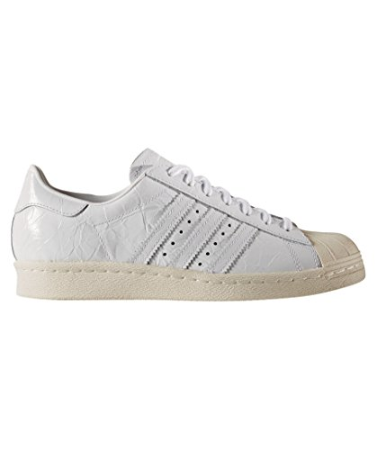 adidas Originals Damen Sneakers Superstar 80s W Weiß