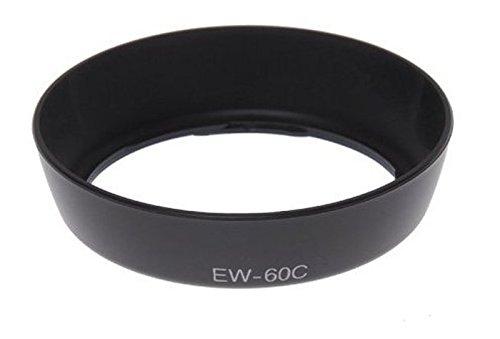 EW60C Beflockung Gegenlichtblenden typ EW-60C für OBJEKTIV CANON EF 28-80mm and EF 28-90mm toutes versions \ EF-S 18-55mm 3.5-5.6 \ EF-S 18-55mm 3.5-5.6 II and für EF-S 18-55mm 3.5-5.6 III - ADAPTOUT Französisch-Marke (Marke Tous)