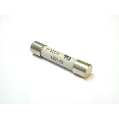 Sicherung Keramik Schnell Typ F 3,15A 500V 6,3x 32mm -