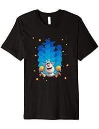 Sliding Blue Booba T-Shirt