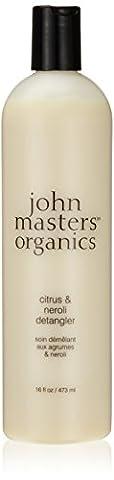 John Masters Organics citrus and neroli detangler, Spülung, 473 ml