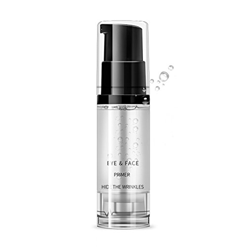Anti-falten-lotion (zeruangewei 8 ml Frauen-Mädchen-Lidschatten Gesicht Primer Basis Foundation Lotion Creme Anti-Falten-Makeup Gel-Augen-Creme Concealer)
