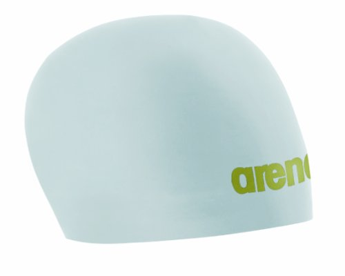 arena 3D Race Badekappe, Unisex, USA White/Gold, Medium (Arena Usa)
