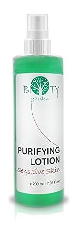 biOty garden Lotion purifiante Peau Jeune et Peau Sensible 200