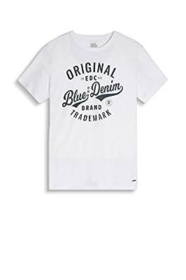 edc by Esprit Men's 057cc2k056 T-Shirt