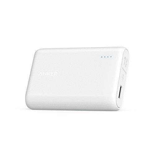 ANKER PowerCore 10000, batteria esterna portatile, dalle dimensioni ridotte