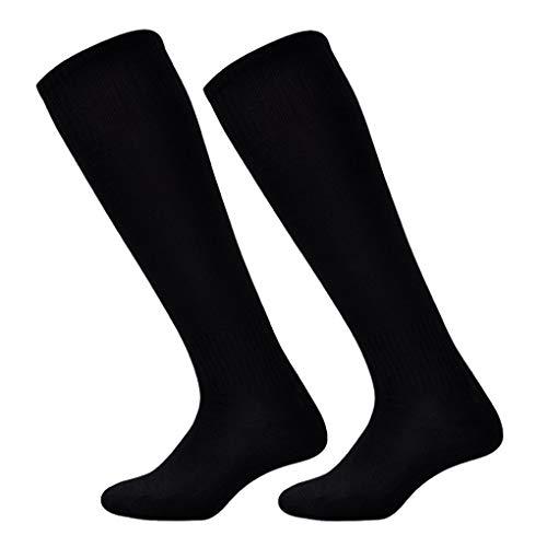 Aiming Kinder Junge Lange Socken saugen Schweiß über Knie Baumwolle Polyester Thin Fußballsocken Freie Größe -