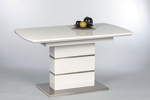Preiswert Lifestyle4living Säulentisch Esstisch Küchentisch
