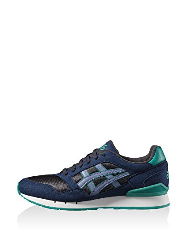 Asics Gel-Atlanis - Sneakers Basses - Mixte Adulte Bleu