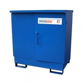 Armorgard - Drum Storage - 4 Drum Safe
