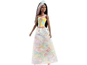 Barbie Dreamtopia Princess Muñecas (Multicolor, Femenino, Chica, 3 año(s), (FJC94)