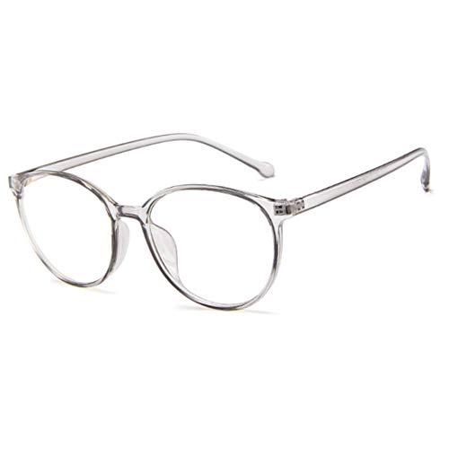 Huicai Fashion Unisex-Adult Retro Full PC Frame Leichte optische Gläser