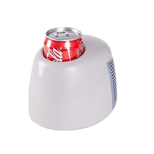 Sdsa8da USB Mini Kühlschrank USB Hot and Cold Refrigerator Mini Fridge (Farbe, Größe : 17 * 15 * 13.5cm) -