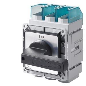 Siemens 3LD2405–0TK113-Stangen 3LD Schalter Trennschalter, weiß