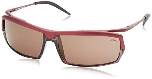 Zero Rh + Sonnenbrille 60503 (65 mm) rot