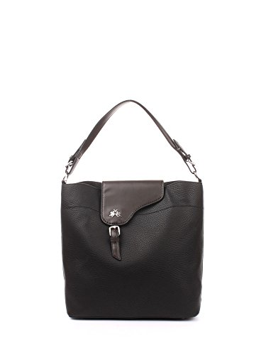 La Martina 364.001 Satchel Donna Black Pz