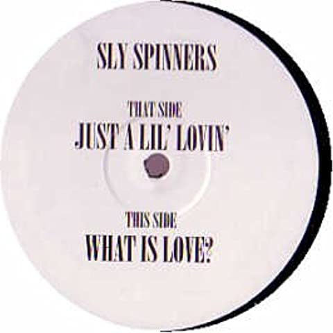 Sly Spinners / Just A Lil
