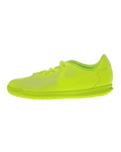 Nike Magista Ola II IC Kinder Fußball Hallenschuhe gelb - 2Y (Kinder Schuhe Nike Gelbe Für)