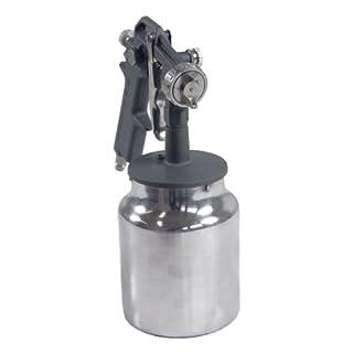 Abac Italy - Profesionelle HVLP Lackierpistole mit 4,0 bar und 1,8 mm Düse